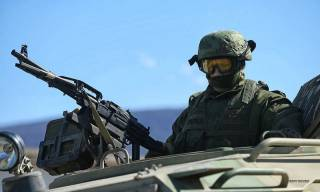 Россия перебрасывает спецназ к украинской границе