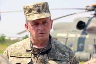 Муженко рассказал, кто виновен в трагедии под Иловайском