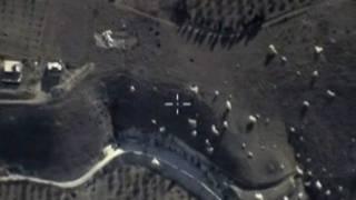 Российская авиация применила в Сирии кассетные боеприпасы