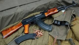 На Запорожье солдат расстрелял из автомата своего сослуживца