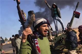 Повстанцы захватили город на западе Сирии