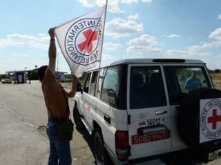 Красный крест приобщился к поиску пропавших без вести на Донбассе
