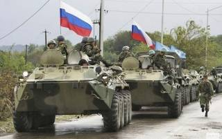 Россия продолжает наращивать силы на границе с Украиной