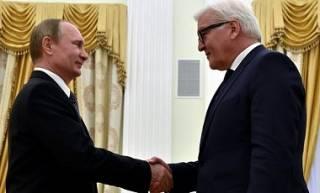 Штайнмайер рассказал, где лежит ключ к возвращению РФ в G8