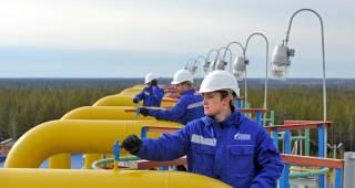 Украина увеличила транзит российского газа до 50 млрд кубометров