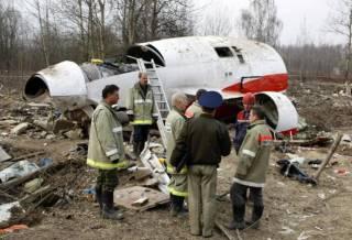 Польша нашла российской след в деле гибели Качиньского