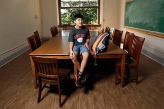 12-летний мальчик стал студентом университета из престижнейшей Лиги плюща