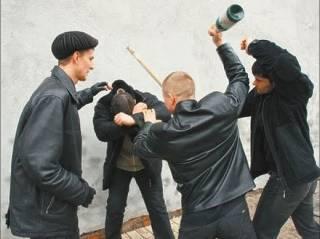 Про импотентную украинскую полицию, оборзевшее быдло и зажравшуюся власть