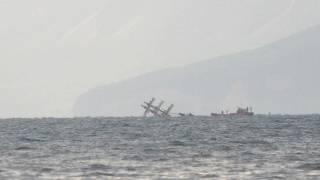 У берегов Турции потерпело крушение туристическое судно. Десять человек пропали без вести
