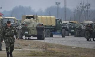 Россия все активнее играет мышцами на границе с Украиной