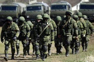 На границе с Украиной и в Крыму Россия сосредоточила 150 тыс. военных, — Шкиряк