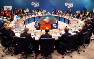 Страны-участники G20 подписали финальное коммюнике