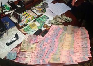 Верхушка хмельницкой полиции «грели руки» на участниках АТО