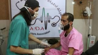 Асада обвиняют в отравлении Алеппо хлором