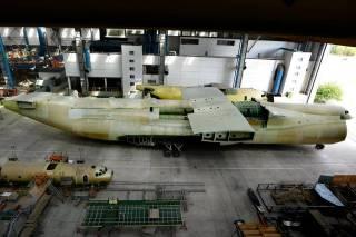 В «Антонове» продолжают раскрывать суть договоренностей с Китаем по Ан-225