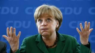 Сумерки Меркель, или Падение евро-германской мамочки