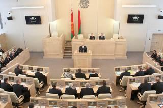 Впервые за 20 лет в парламент Белоруссии прошли представители оппозиции