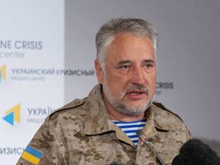 Жебривский хочет, чтобы по всей линии разграничения появились военно-гражданские администрации
