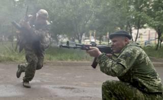 История первых побед: штурм Луганского погранотряда