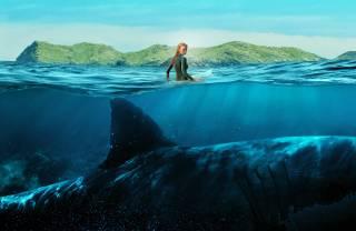 В океане никто не услышит твой крик