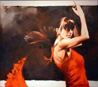 В Киеве открывается выставка романтической живописи