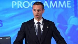 В УЕФА появился новый президент