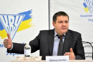 Кошель: В Госдуму РФ «баллотируются» Аксенов и Поклонская