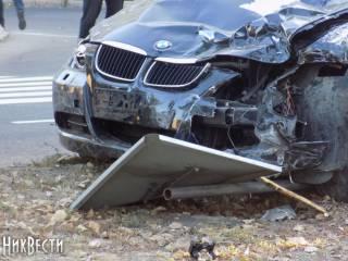 Жертвами жуткого ДТП в Николаеве стали четверо дорожных работников
