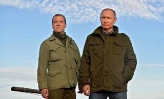Медведев удалил в Twitter запись о статусе Крыма