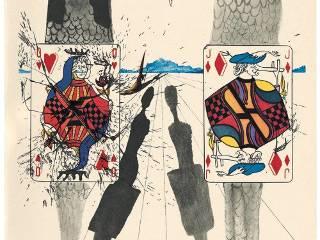 Спустя почти полстолетия издательство опубликовало эксклюзивные иллюстрации Сальвадора Дали к «Алисе в Стране чудес»