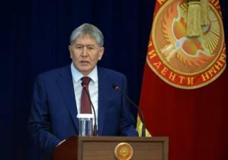 Президент Киргизии госпитализирован в одну из клиник Турции