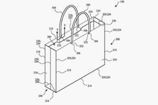 Специалисты Apple изобрели... бумажный пакет