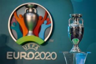 В Лондоне презентован логотип Евро-2020