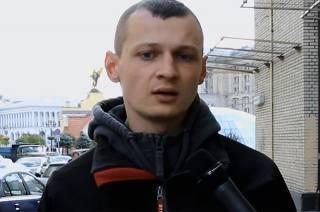 Оскандалившегося «азовца» Краснова выпустили из Лукьяновского СИЗО