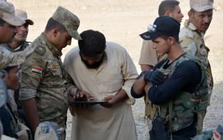 Пентагон: ИГ применяет против военных отравляющий газ