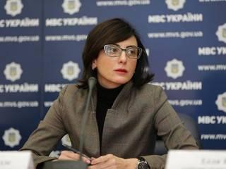 Деканоидзе рассказала об уголовном деле, возбужденном по факту драки нардепов Парасюка и Вилкула
