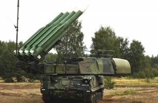 Россия перебрасывает к финской границе зенитно-ракетные комплексы
