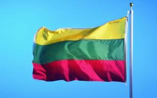 У российских депутатов в Литве будет статус «нежелательных лиц»