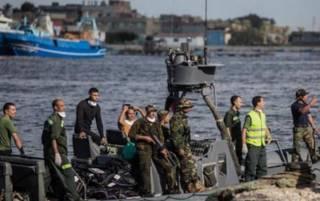 В результате крушения судна у берегов Египта погибли 162 мигранта
