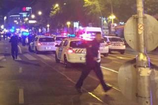 В Будапеште прогремел мощный взрыв