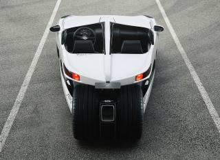 Французы создали суперкар для байкеров