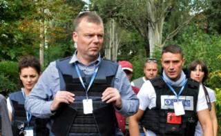 Хуг осмелился приехать в Донецк