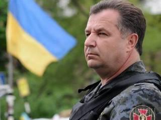 Полторак объяснил немцам, что Россия перебросила на Донбасс танков больше, чем у всего Бундесвера