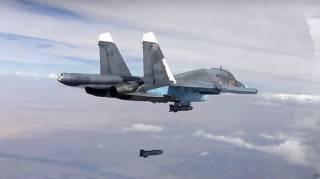 СМИ: Россия сбросила вакуумные бомбы на Алеппо