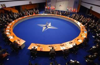 Украина и НАТО договорились об охране информации с ограниченным доступом