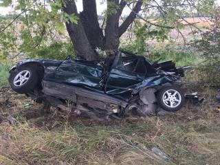 На Днепропетровщине в жутком ДТП погибли четыре человека