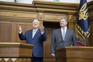 Украина и Израиль. Время каяться
