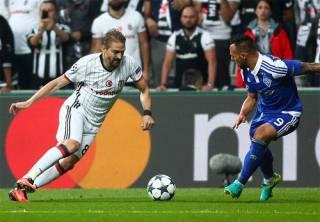 Лига чемпионов: «Динамо» вырвало очко у «Бешикташа»