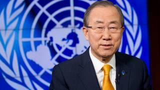 Пан Ги Мун: Нападения на больницы Сирии - это военные преступления