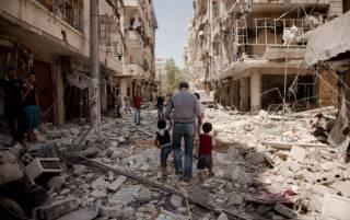 СМИ: В США заговорили о возможности авиаударов по силам Асада в Сирии